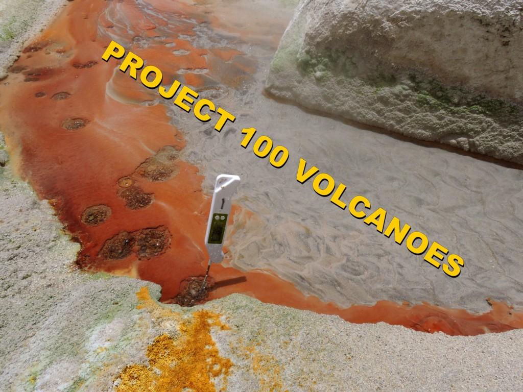 PROJECT 100 VOLCANOES - Gregory Gawlik